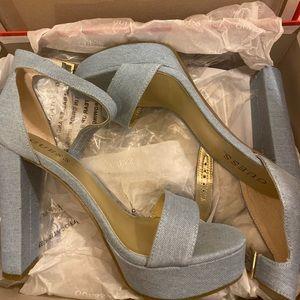 Guess Women's Milla Platform Heels